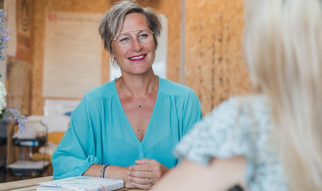 Samantha Maes senior coach en trainer medisch professionals medisch opleiders young professionals