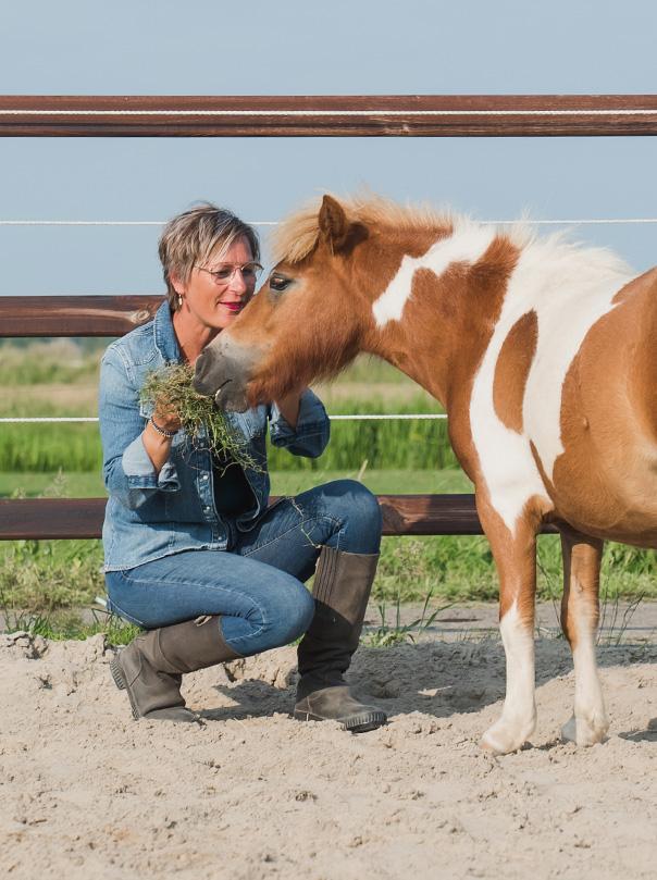 Samantha Maes senior coach en trainer medisch professionals medisch opleiders young professionals paardencoaching